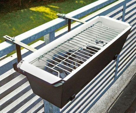 Balcony Barbecue