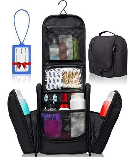 Premium Hanging Toiletry Travel Bag