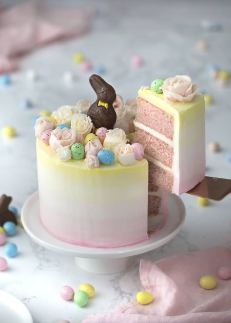Pin By Mala Siharath On Baking School Ideas Easter Cakes Easter