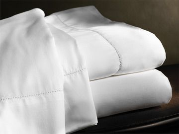 Hem Stitch Sheet Sets - yep go straight to the source and order from Marriott, these are the best sheets ever.