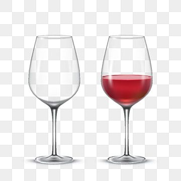 Establecer Copas De Vino Transparente Vector Clipart De Vidrio Vino Vaso Png Y Vector Para Descargar Gratis Pngtree Wine Bar Glassware Clip Art