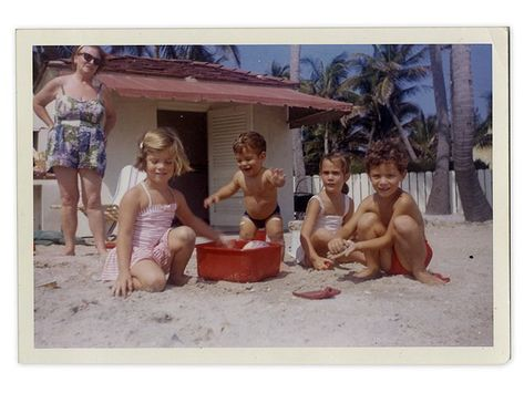 Photo of Kennedy Family Photos Up for Auction