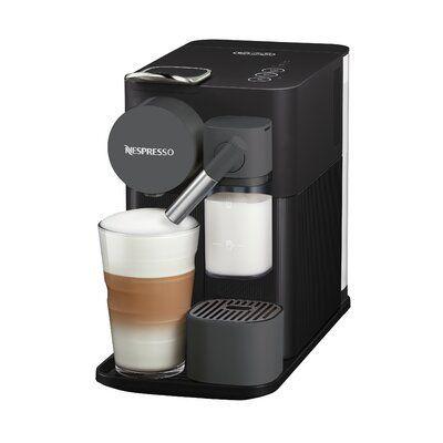 Nespresso Delonghi Nespresso Lattissima Automatic Espresso Machine Color Black Espressomaker Nespresso Delonghi Nespr Nespresso Lattissima Nespresso Espresso