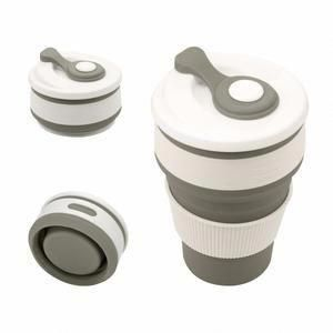 Personalize 550ml Collapsible Cup