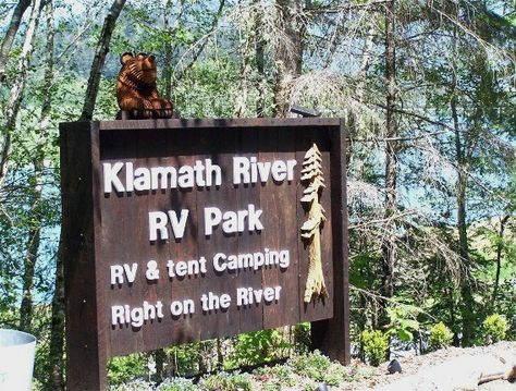 Located Near The California Redwood National Parks Redwood National Park Klamath River Rv Parks