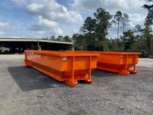 New Built Dumpsters For Sale In Montgomery Al Cedar Manufacturing In 2020 New Builds Dumpsters Building