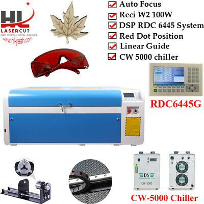 Ad Ebay Url 1060 100w Laser Cutter Engraving Machine Dsp System With Auto Focus Linear Guide In 2020 Laser Engraving Machine Laser Engraving Laser Cutter