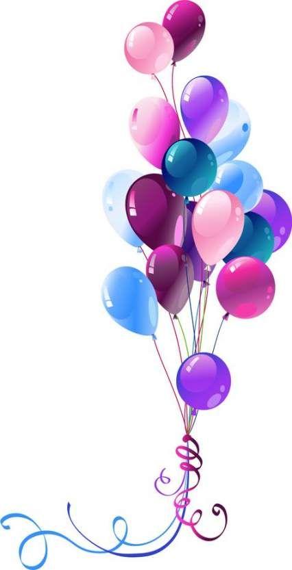 Birthday Card Balloons Sweets 46+ Trendy Ideas #birthday