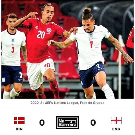 Full Time Uefa Nations League League A Group 2 Denmark 0 0 England Belgium 5 1 Iceland Belgium Denmark England Iceland Uefanations In 2020 League National Denmark