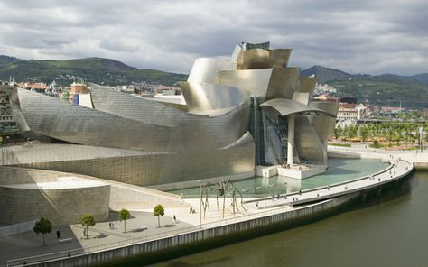 29 world famous buildings to inspire you guggenheim museum bilbao famous buildings and frank gehry