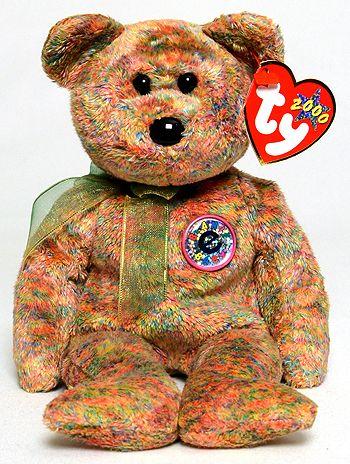 efde8a2fe7f Speckles - Bear - Ty Beanie Babies
