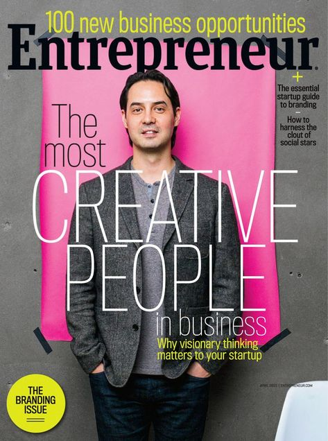 Entrepreneur Back Issue April 2015 (Digital)