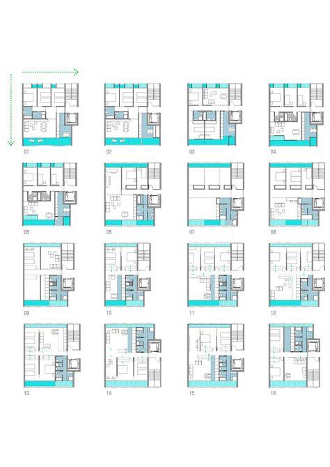 Social Housing in Mieres AMANN.CÁNOVAS.MARURI