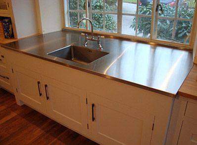 Made To Measure Stainless Steel Worktops | Kitchen | Pinterest | Steel,  Kitchen Equipment And Kitchens