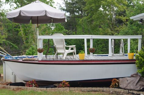 I Took An Old Boat I Found On Craigslist For Free And Made