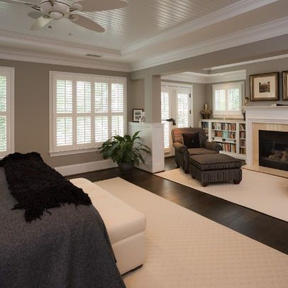 Grey Master Bedroom Design, Pictures, Remodel, Decor and Ideas ...