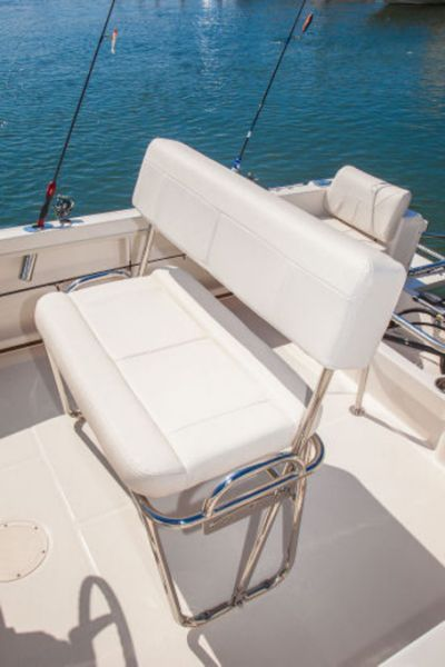 Groovy Center Console Boat Bench Seat Pontoon Boat Center Onthecornerstone Fun Painted Chair Ideas Images Onthecornerstoneorg