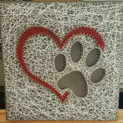 Handcrafted, made to order String Art 12x12