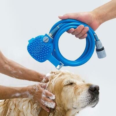 1 X Pet Sprayer Bathe Massage And Shampoo Your Pet With A Single
