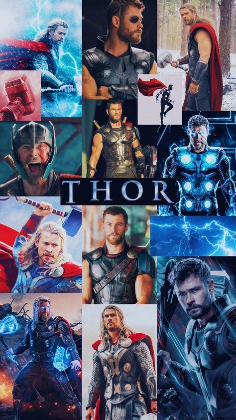 Thor Wallpaper Fondo de Pantalla de Thor