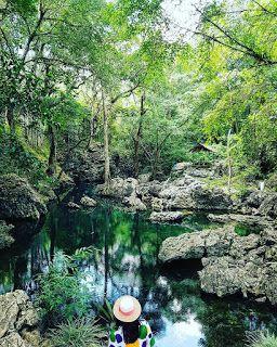Kolam Tilangnga Pemandangan Tempat Pedesaan