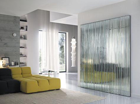 Miroir mural / contemporain / rectangulaire / carré | déco ...