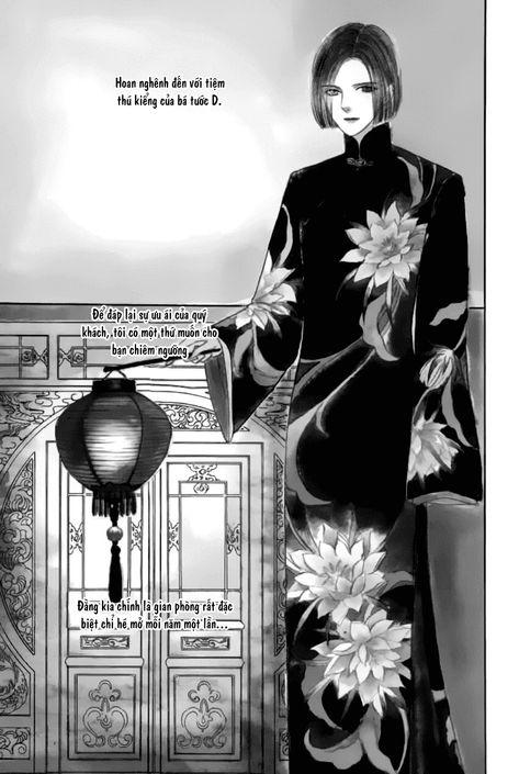 Profesor Criptozoologie Nume Count D Anime Petshop Of Horrors