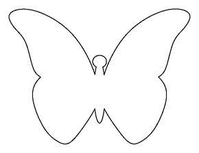 Flying Butterfly Pattern Use The Printable Outline For Crafts Creating Stencil Butterfly Template Free Stencils Printables Templates Free Stencils Printables