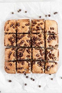 Chocolate Chip Sour Cream Coffee Cake Beyond The Butter In 2020 Sour Cream Recipes Sour Cream Coffee Cake Breakfast Recipes Sweet