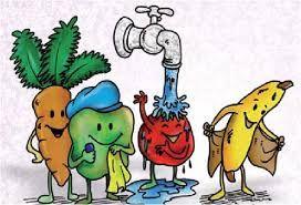 Image Result For La Cadena De Higiene Food Safety Disney Quotes Mario Characters