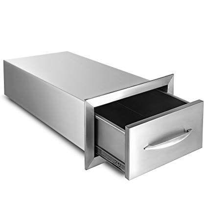 Pin On Outdoor Kitchen Storage