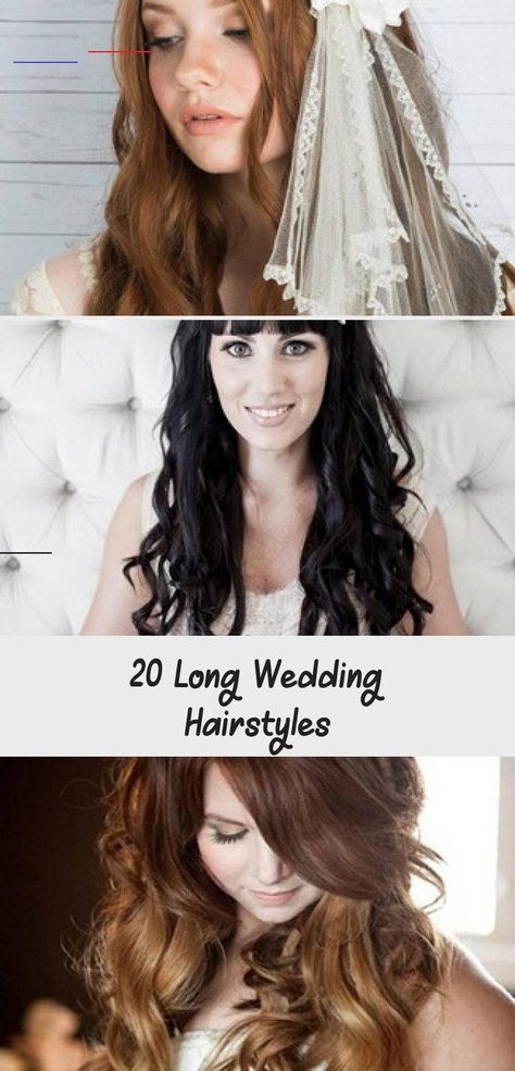 20 Long Wedding Hairstyles - Pinokyo A loose hairstyle with soft waves brushed over from a subtle side parting and tucked behind the ear looks great when worn with an off-the-shoulder wedding gown. It also shows off a striking pair of earrings! $125 #Simpleweddinghair #weddinghairGuest #weddinghairBun #Summerweddinghair #Elegantweddinghair<br> A loose hairstyle with soft waves brushed over from a subtle side parting and tucked behind the ear looks great when worn with an off-the-shoulder wedding