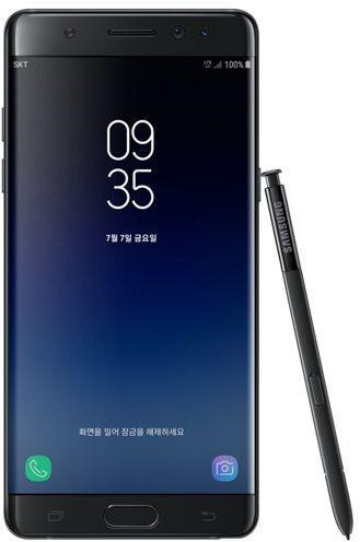 Samsung Galaxy Note Fe Dual Sim 64gb 4gb Ram 4g Lte Black Onyx Dual Sim Samsung Galaxy Note Samsung Galaxy Phone