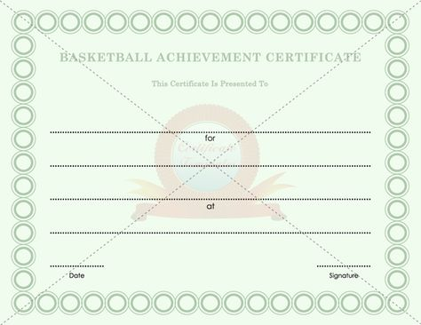 Certificate templates - Free Printable Certificate Templates - printable certificate templates