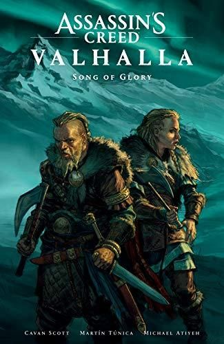 Assassin's Creed Valhalla: Song of Glory - Teal/Turquoise green