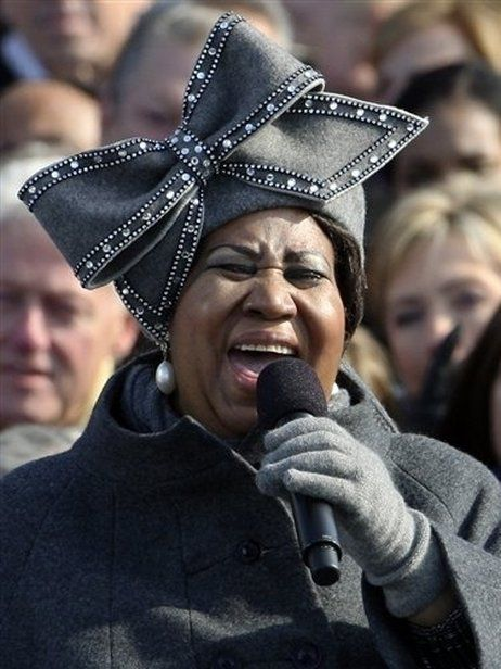 Aretha Franklin Was Already Famous But Her Hat Maker Wasn T