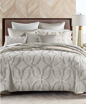 Hotel Collection Primativa King Duvet Created For Macy S Reviews Duvet Covers Sets Bed Bath Macy S Elegant Bedding Bedding Collections Hotel Collection