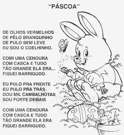 Alfabetizacao Projeto Pascoa Educacao Infantil Atividades
