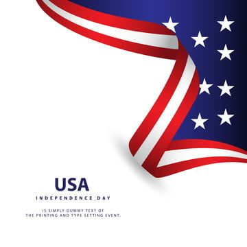 Usa Independence Day Vector Template Design Illustration Template Icons Usa Icons Day Icons Png And Vector With Transparent Background For Free Download Vintage Template Illustration Design Template Design