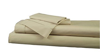 Dreamfit 5 Degree Bamboo Sheet Set Pale Sage Cal King Sheet Set