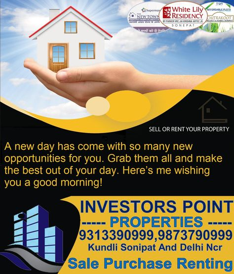 Flats Floors Available For Sale in Kundli Sonepat