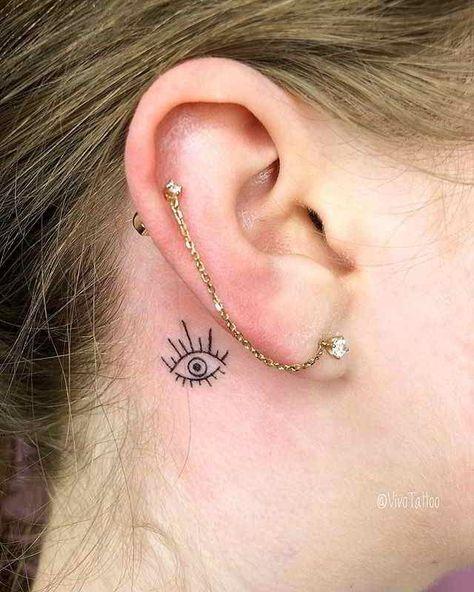 Amazing Minimalist Tattoos for Girls that you will love | FunMary  #tattoo #tattooideas #tattoodesign #Minimalisttattoo