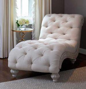 faa8f1f9e Resultado de imagem para poltronas para leitura | Casa | Bedroom decor,  Sunroom office e Chaise longue