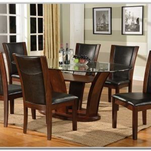 17++ Glass dining sets canada Ideas