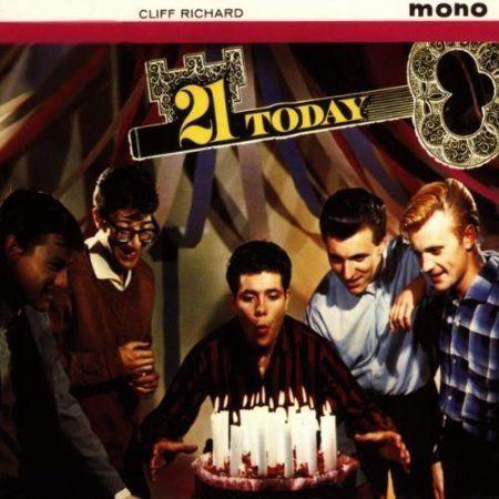 21 Today Listen To Cliff Vinyl Walmart Com Lp Vinyl Top 20 Albums Vinyl