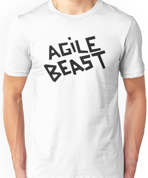 Arctic Monkeys Agile Beast tee' T Shirt by PaceDesigns