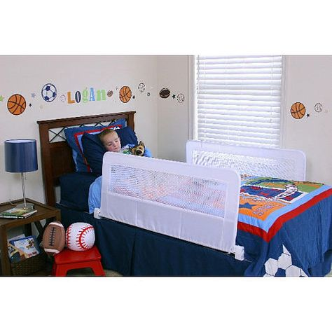 Kids R Us Hideaway Bedrail Extra Long And Tall Bed Rails For