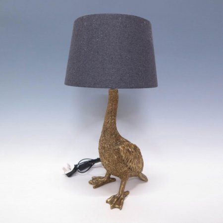 Gertrude Golden Goose Lampe Golden Goose Tischlampe Der Beitrag Gertrude Golden Goose Lampe Erschien Zuerst Auf Mode Und Sc Quirky Table Lamp Lamp Table Lamp