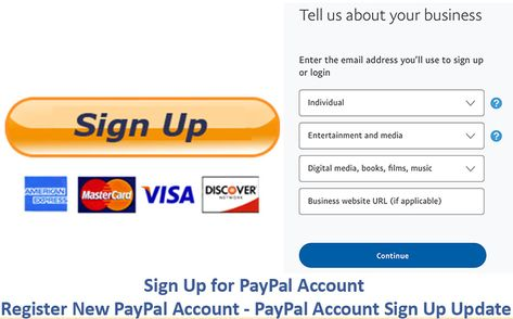 PayPal Login Account Process - PayPal Account Login On