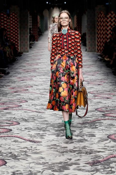 Gucci Womens Spring Summer Collection Look Emily